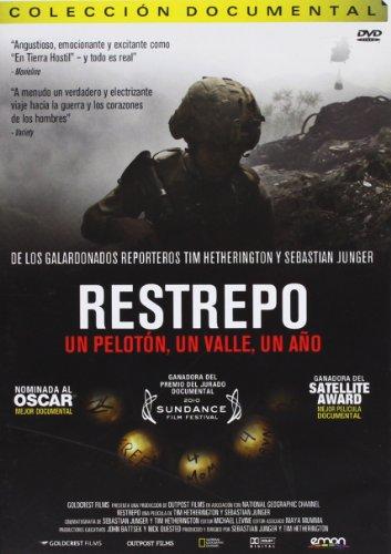 Restrepo (Import Dvd) (2012) José Coronado; Luc Jacquet
