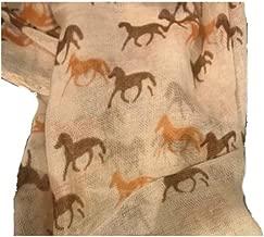Horse Herd Scarf