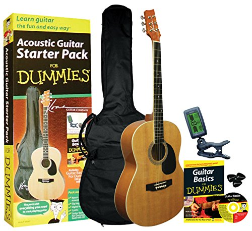Acoustic Guitar Beginner Kits