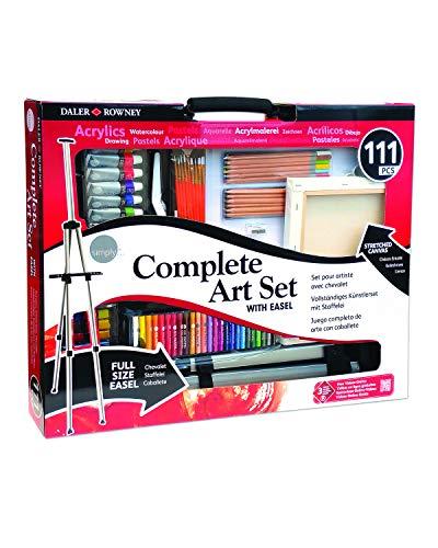 Daler-Rowney Complete Art Set-111 Pcs