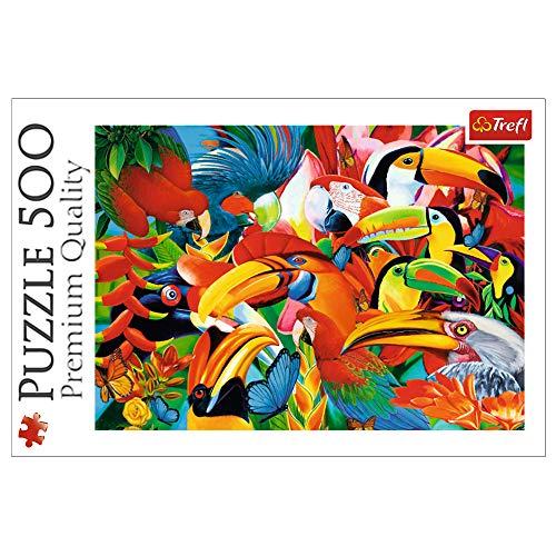 Trefl TR37328 Puzzle, Farbig
