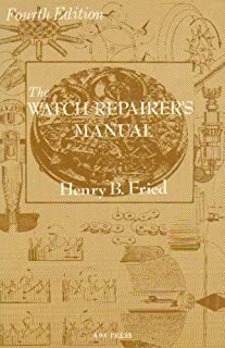 The Watch Repairer's Manual (0918845114) | Amazon price tracker / tracking, Amazon price history charts, Amazon price watches, Amazon price drop alerts