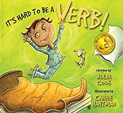cover of It's Hard to be a Verb books