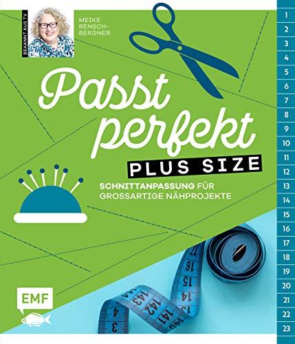 Passt Perfekt Plus Size: Schnittanpassung für großartige Nähprojekte