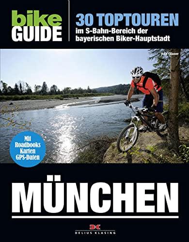 BIKE Guide München: 30 Toptouren im S-Bahn-Bereich der bayerischen Biker-Hauptstadt: 30 Toptouren im S-Bahn-Bereich der bayrischen Biker-Hauptstadt. ... Routenkarten. GPS-Daten zum Download