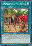 yu-gi-oh Amazoness Village - LEDU-EN014 - Common - 1st Edition - Legendary Duelists (1st Edition)