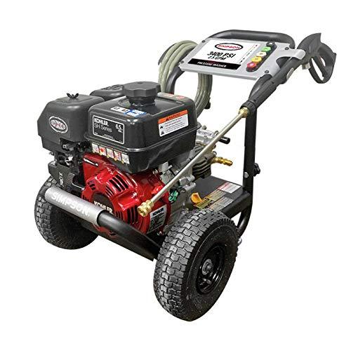 SIMPSON 61085 MegaShot 3400 PSI 2.5 GPM Kohler SH265 Gas Pressure Washer