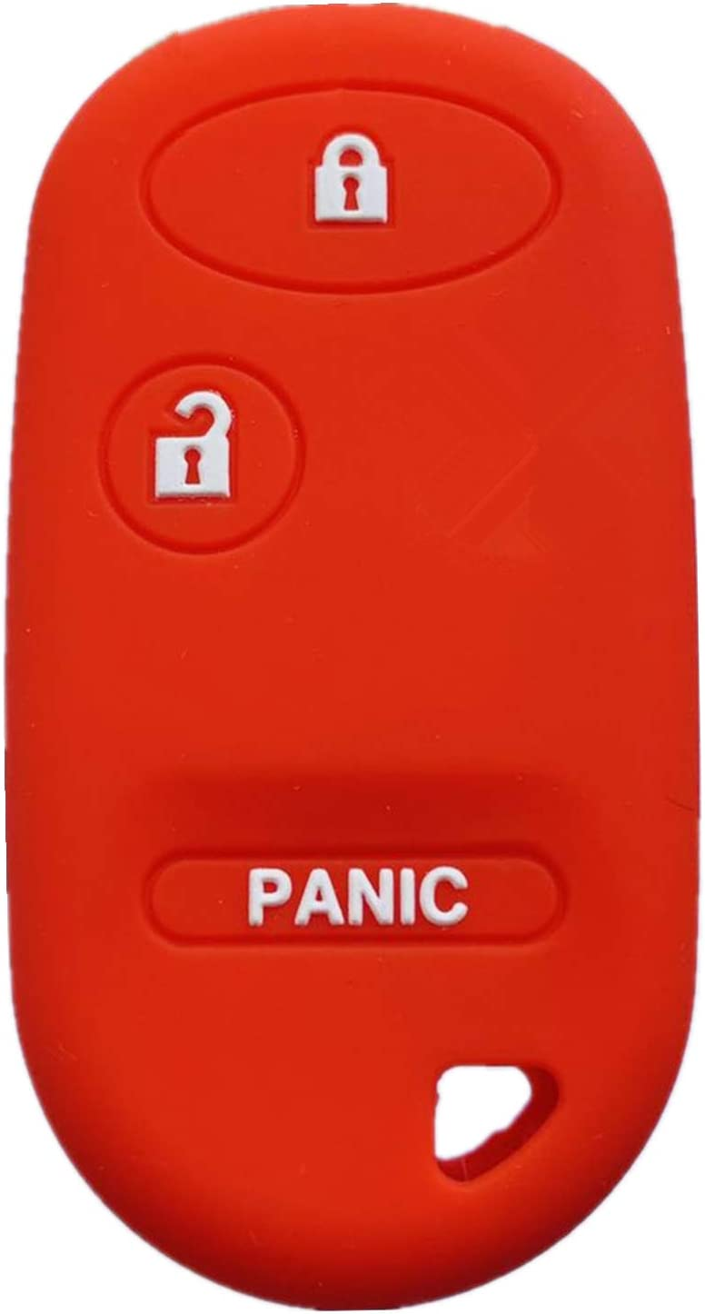 Kansas City Limited Special Price Mall RPKEY Silicone Keyless Entry Remote Control Cover Key Fob P Case