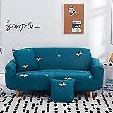 Elastico 1/2/4/3 plazas Fundas para Sofa Protector Sofa,Funda de poliéster Moderna Sofá de Esquina Sofá,Protector de Silla de Spandex para Sala de Estar Sofá de Tela de 1/2/3/4 plazas-si_3 plazas/sof