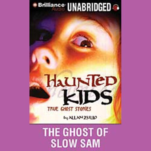 The Ghost of Slow Sam audiobook cover art