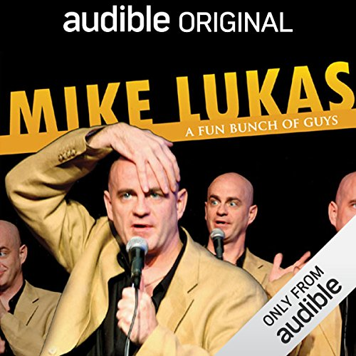 A Fun Bunch of Guys audiobook cover art