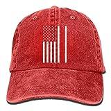 Redneck Us Flag Dad Hat Adjustable Denim Hat Classic Baseball Cap