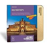Jochen Schweizer Erlebnis-Geschenkbox Kulturtrips für 2, 2 Übernachtungen inkl. Frühstück für 2 Personen