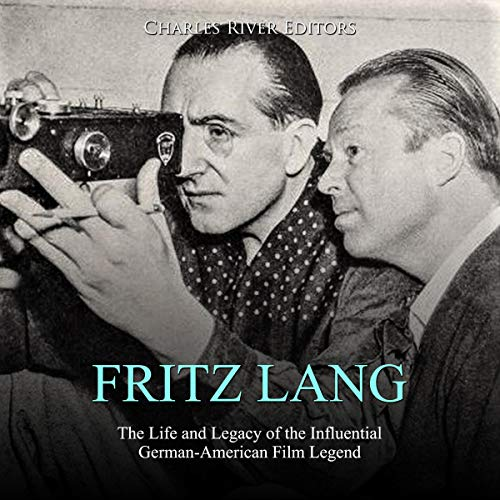 Fritz Lang cover art