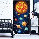 Sonnensystem Fotografie Dekoration Große Planeten Poster