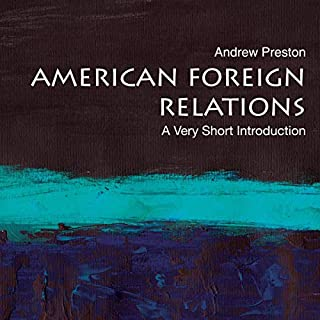 American Foreign Relations audiobook cover art