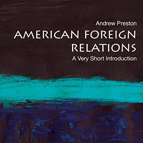 American Foreign Relations cover art