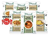 CHICKEN TIKKA MASALA, CHANA MASALA, POTATO CURRY INDIAN FOOD SPICES by Flavor Temptations. Home Cook...