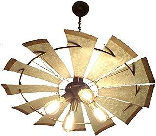 Best windmill chandelier light fixture Reviews