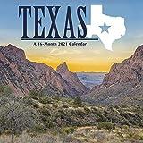 2021 Texas Wall Calendar