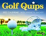 Golf Quips 2022 Mini Boxed Calendar