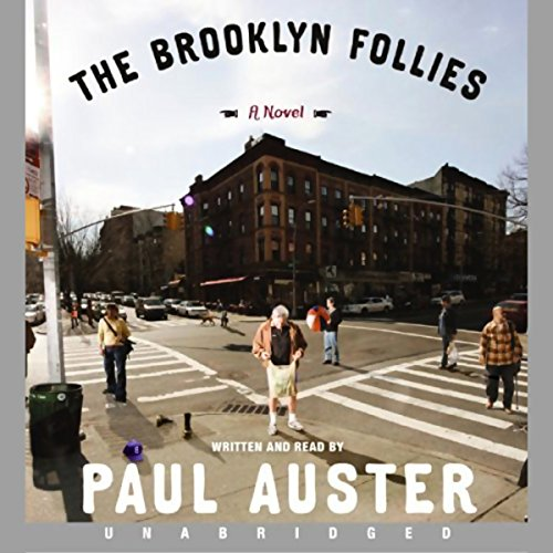 The Brooklyn Follies audiobook cover art