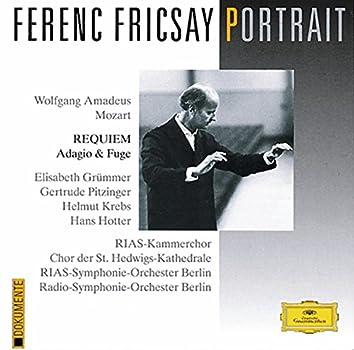 Ferenc Fricsay Portrait - Mozart: Requiem; Adagio & Fugue