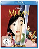 Bluray Kinder Charts Platz 22: Mulan - Jubiläumsedition [Blu-ray]