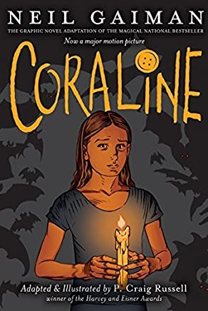 Coraline Graphic Novel (English Edition)