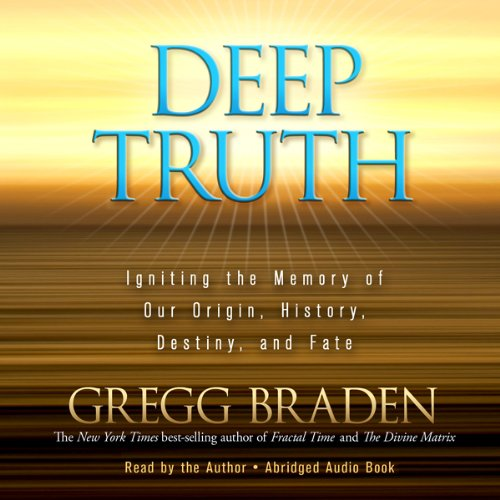Deep Truth audiobook cover art