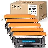 PINALL 5 Tonerkartusche kompatibel für Samsung CLT-P404C für Samsung C480FW Xpress C480W C430 C480 C480FN C430W Drucker