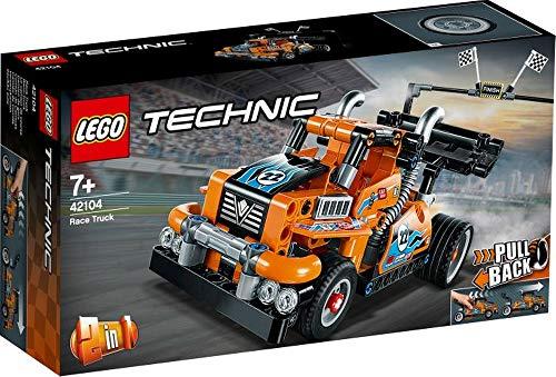 wow Lego® Technic Renn-Truck, ab 7 Jahre
