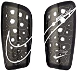 Nike Mercurial Lite Shin Guard (Black/Black/White, X-Small)