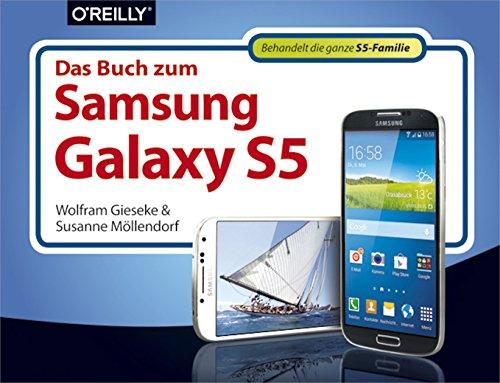 Das Buch zum Samsung Galaxy S5 (German Edition)