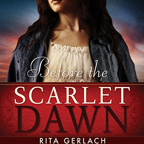 Before the Scarlet Dawn audiobook cover art