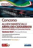 Concorso Allievi Marescialli Arma dei Carabinieri: Teoria e test Prova Preliminare