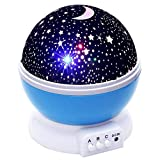 Disco Ball Party Lights Portable Rotating Lights Sound Activated LED Strobe Light 7 Color with Remote and USB Plug in for Car Home Room Parties Kids Birthday Dance Wedding Show Club Pub Xmas (1 Pack)