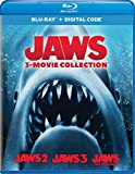 Jaws 3-Movie Collection Blu-ray + Digital - Blu-ray