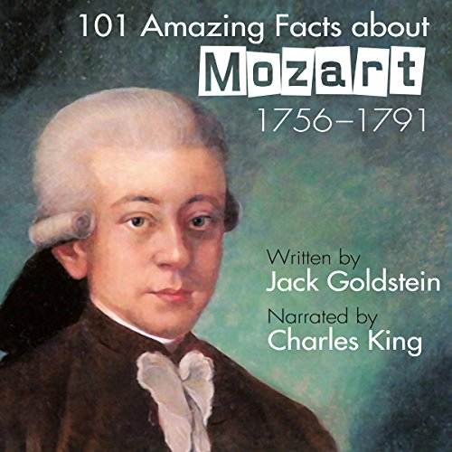 101 Amazing Facts About Mozart cover art