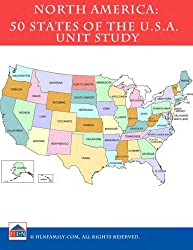 50 States of USA Study Unit (AFFILIATE)