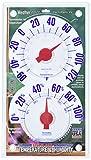 ElectroOptix WSII Optix WeatherStation II Thermometer, Clear, 6' X 10 3/4'