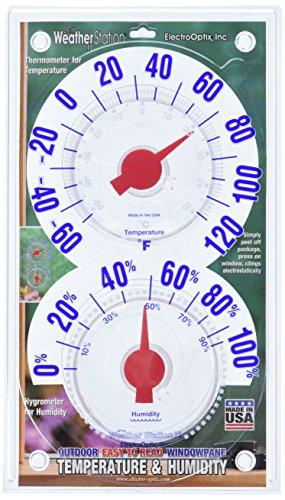 ElectroOptix WSII Optix WeatherStation II Thermometer
