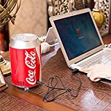 small-fridge Mini Can Cooler Coca-Cola Kühlschrank Auto Kühlschrank Auto Nach Hause Dual Use Kleine Kühlbox Heizung Schlafsaal Haushalt A - 6