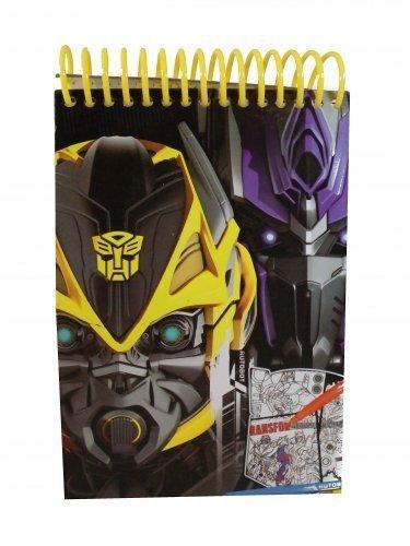 Anker - Anktmmb - Kit De Loisirs Créatifs - Mini-Ensemble Carnet À Dessin - Transformers