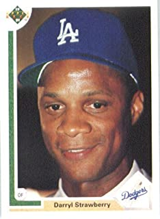 darryl strawberry 1991