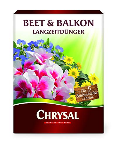 Chrysal Beet & Balkon Langzeitdünger 300 g