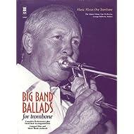 Big Band Ballads for Tenor or Bass Trombone (Music Minus One Trombone)
