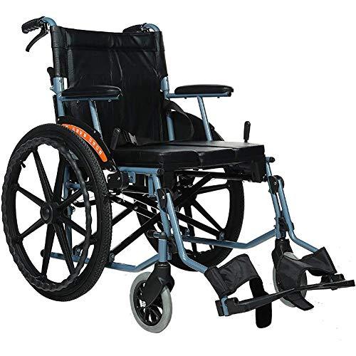 Electric Wheelchair,Four-Wheel Automatic Intelligent Folding Power Wheelchairs,Detachable Lightweight Folding Scooter,Lightweight Electric Wheelchair