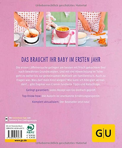 Kochen für Babys: Gesund durchs erste Jahr - 2