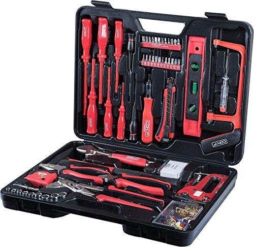 CON:P CP566060 Werkzeugkoffer 60-teilig, Stück